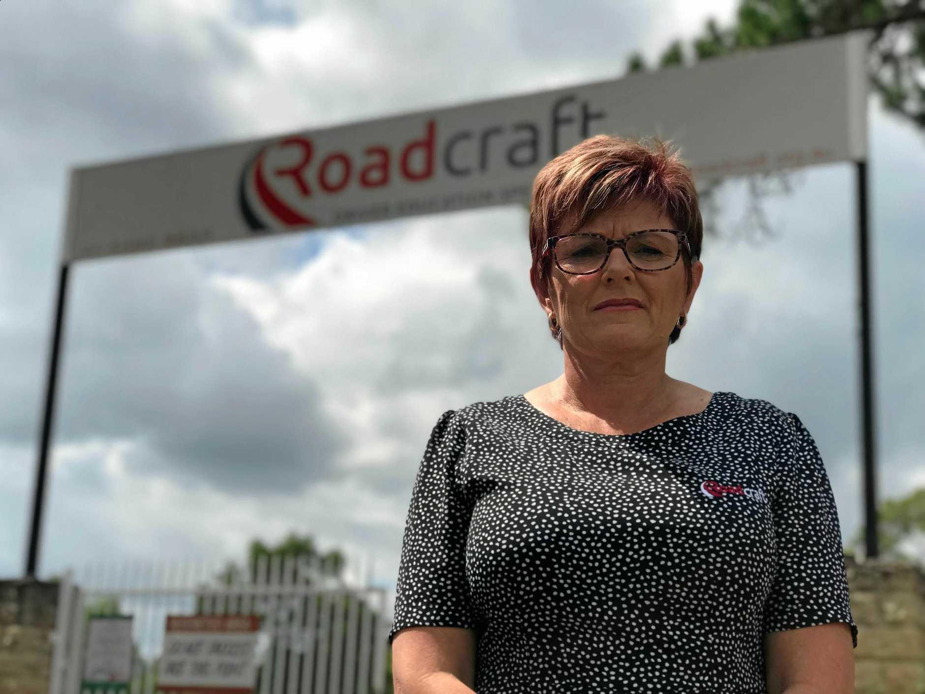 Roadcraft CEO Sharlene Makin.