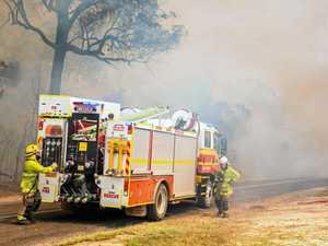 Schools closed as bushfires rage on