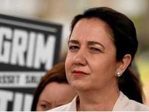 ROLLING: Premier visits Miriam Vale, meets evacuees