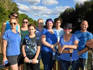 10 Gympie trekkers unite for Australia's biggest killer