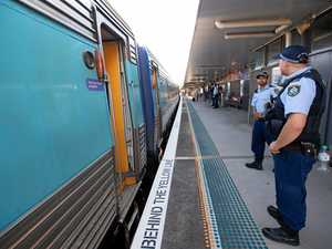 Arrest made in crime crackdown on northern train line