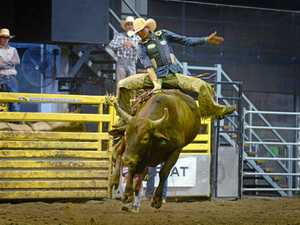 CQ professional bull rider's drug drive in North Queensland