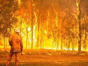 NOT OVER: More fires and chance of cyclone to come