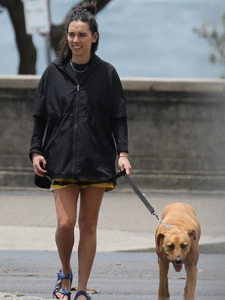 Rose Thomas, pictured in Bondi on Thursday, will be sentenced in May. Picture: John Grainger