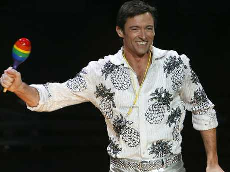 Hugh Jackman will perform songs from The Boy From Oz. Picture: Supplied.