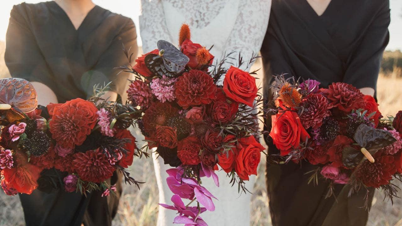 Flowers by Aurora Floral Studio.