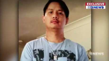 Ly Tong, 38, died after being shot three times by a police officer. Picture: Nine News