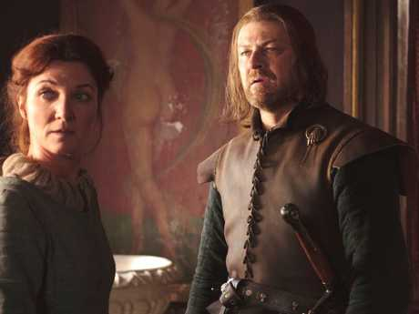 Deceased Game of Thrones couple Ned and Catelyn Stark will be reunited.