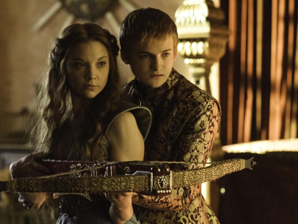 We definitely want Margery and Joffrey to return, please. Picture: Supplied