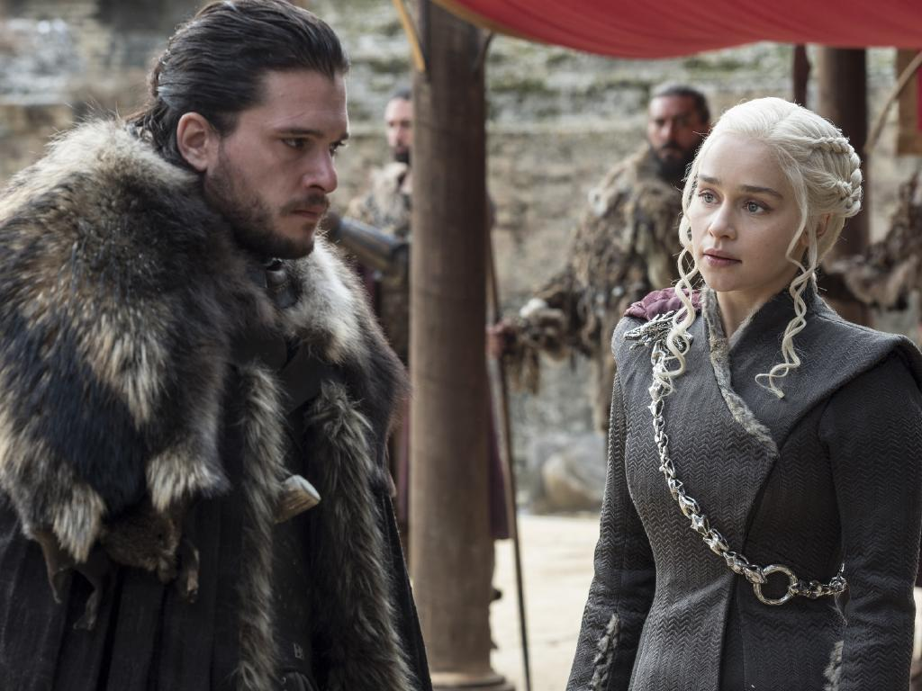 Obviously, Jon Snow and Daenarys will be there. Photo: Macall B. Polay/HBO via AP