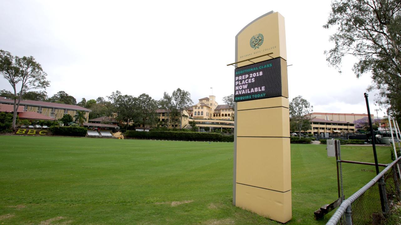 Brisbane Boys' College at Toowong