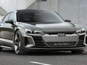New Audi e-tron GT to tackle Tesla Model S in 2021