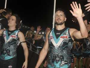 Boak steps down as Port Adelaide captain