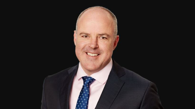 David Carter, Suncorp CEO Banking and Wealth