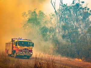 Wide Bay parks and forests closed due to bushfires