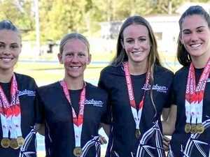 Lockyer girls leave competitors behind