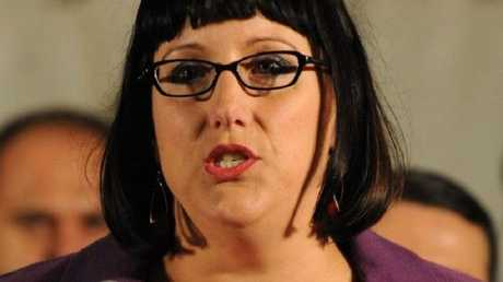 Cath Smith says she won't stop talking about HIV while discrimination around the condition persists. Picture: Supplied.