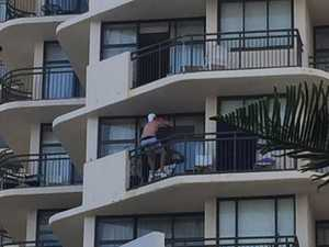 Balconies stay open at Schoolies after deadly fall