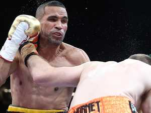 Mundine admits he hopes nobody remembers his personality