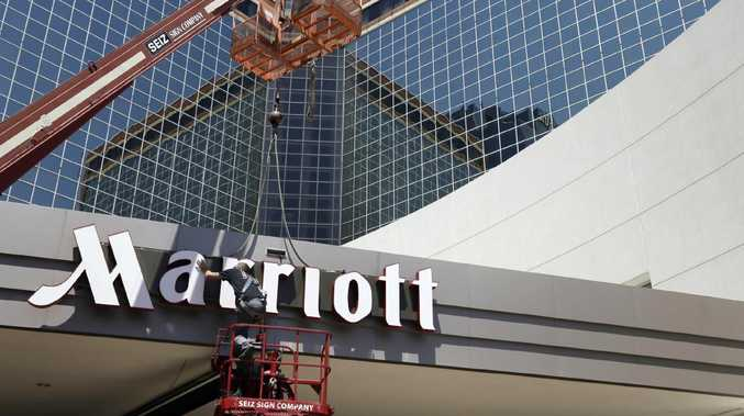 Massive data breach at Marriott's hotels exposes private data of 500,000 guests. Picture: AP