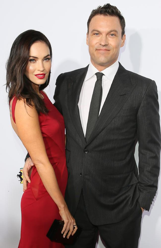 Megan Fox and Brian Austin Green wed in 2010.