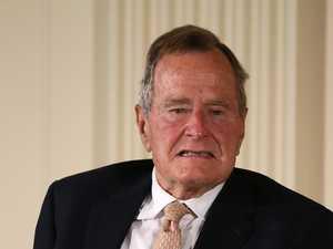 Former US president George H.W Bush dies