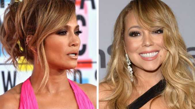 Mariah Carey and Jennifer Lopez aren't the best of friends.