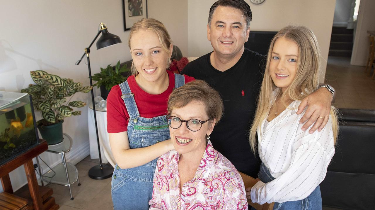 The Vander Sluys family's new home in East Melbourne is less than half the size of their old place — but they say the move has been a big win for lifestyle.