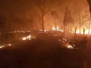 KARARA BUSHFIRE: 'Situation could get worse'