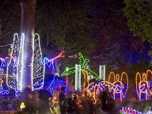 Wonderland of lights opens