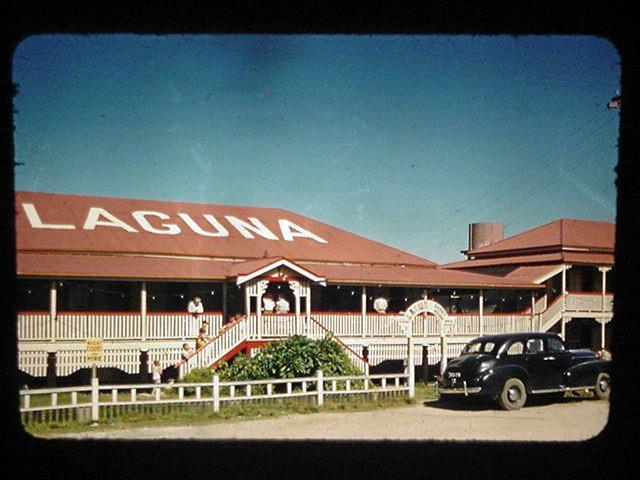 Laguna Boarding House, Noosa, circa 1950s
