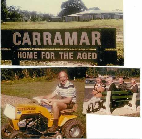 Carramar history
