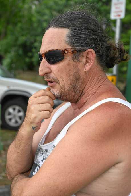 Deepwater refugee, Aaron Nimmo describes the moment he fled the Deepwater fire