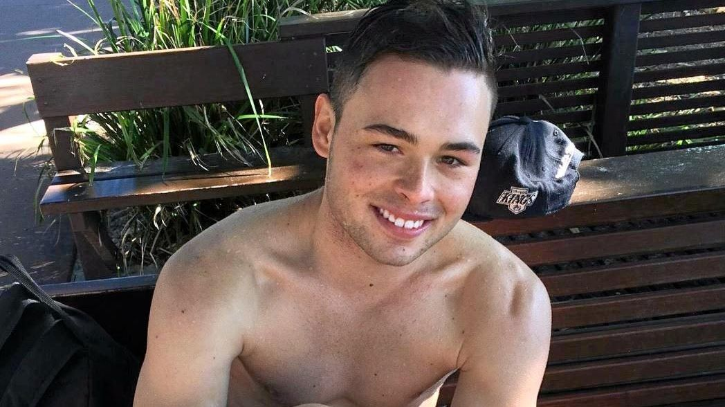 Former Sunshine Coast man Samuel King died in a New Year's Day car crash north of Gympie.