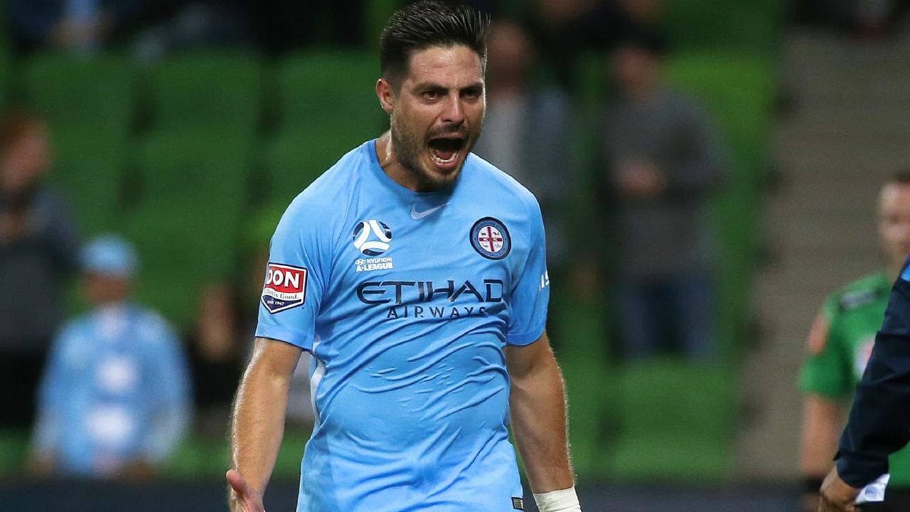 Bruno Fornaroli has been dropped by Warren Joyce. Picture: AAP Images
