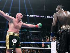 Fury rises from dead in heavyweight classic