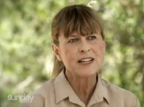 Terri Irwin talks about those Russell Crowe love rumours and her family. Picture: Supplied