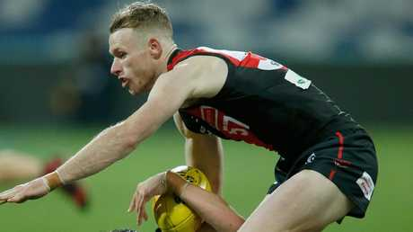Nick Hind in action for Essendon VFL. Picture: Getty Images