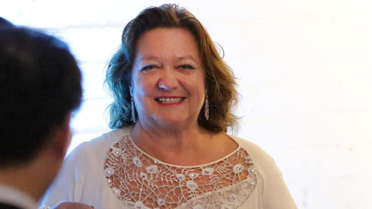 Australia's richest person Gina Rinehart in legal family feud over $4 billion trust