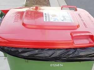 Body found stuffed in wheelie bin