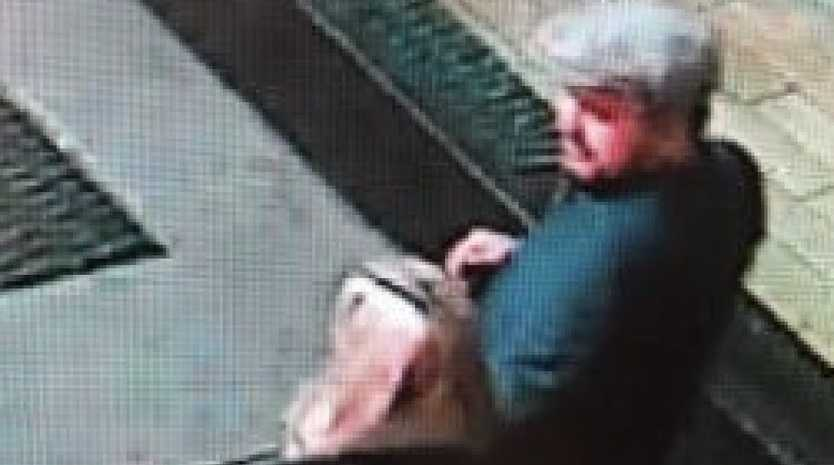 The couple who lost the ring in New York City. Picture: Supplied/Twitter, NYPD