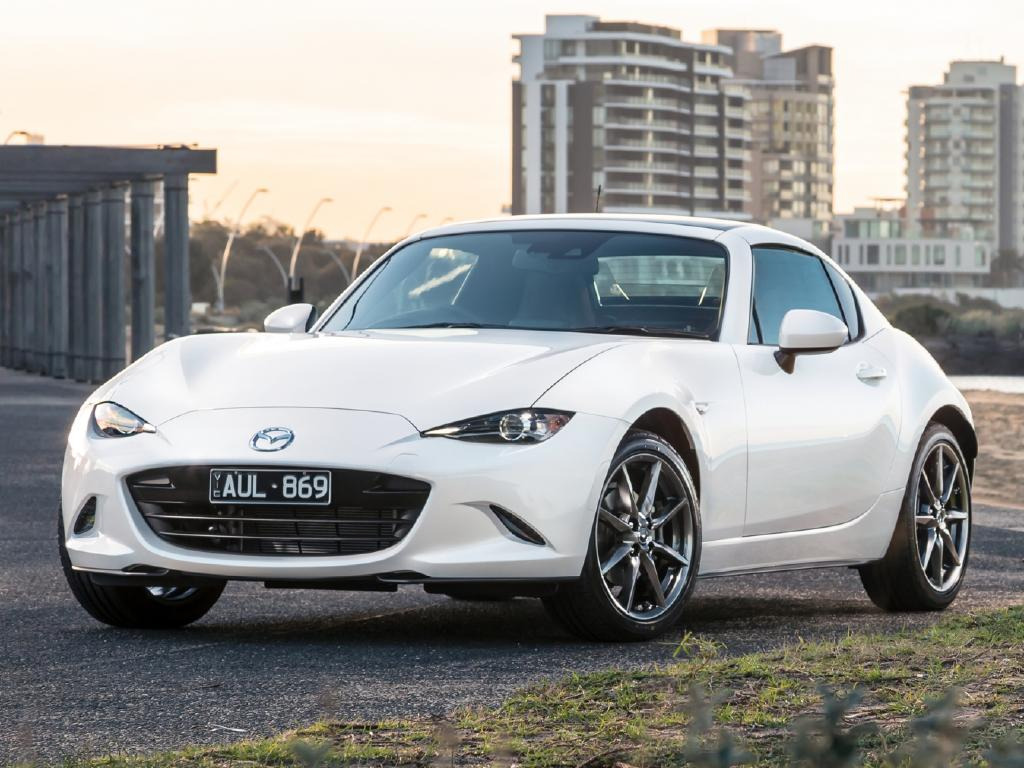 Mazda MX-5: A joy to drive and the price is right