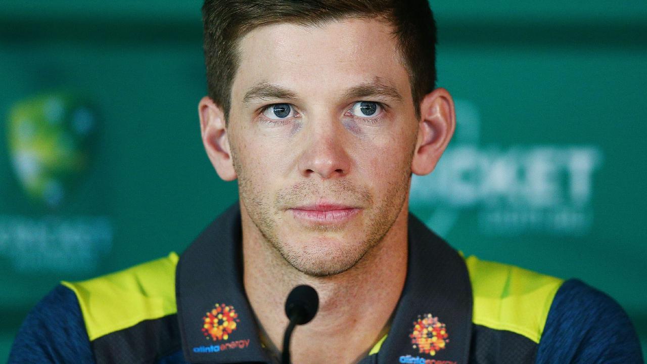 Tim Paine has been under the pump as Australian captain.