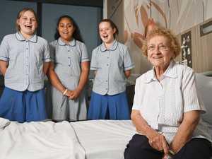 Good Shepherd Catholic Primary School students, Ella