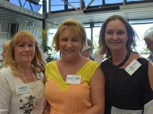 Carole Hoffenberg, Mary Ann Chaffey and Lysette Van