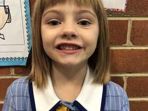 Latisha Thorley , 6, Clarence Valley Anglican