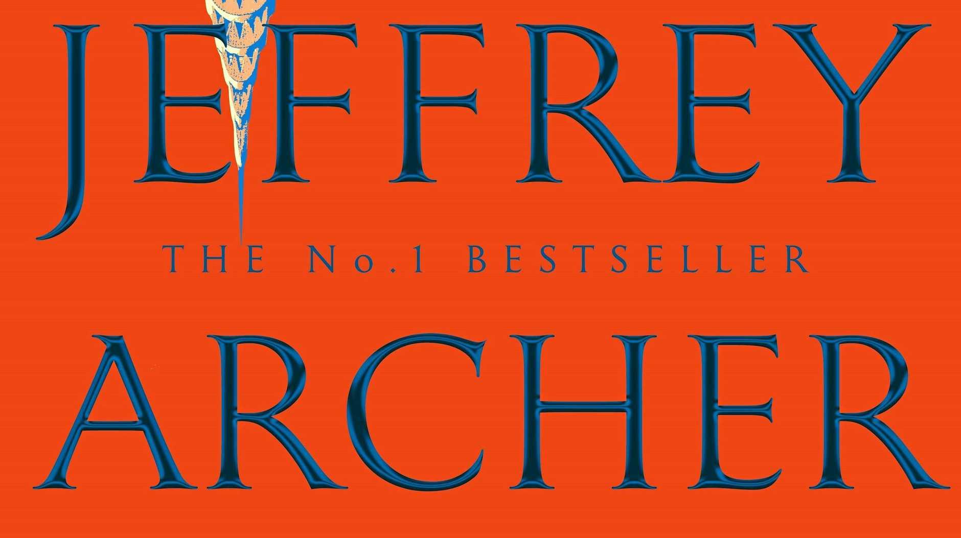 NEW BOOKS: Jeffrey Archer's latest book, Heads You Win.