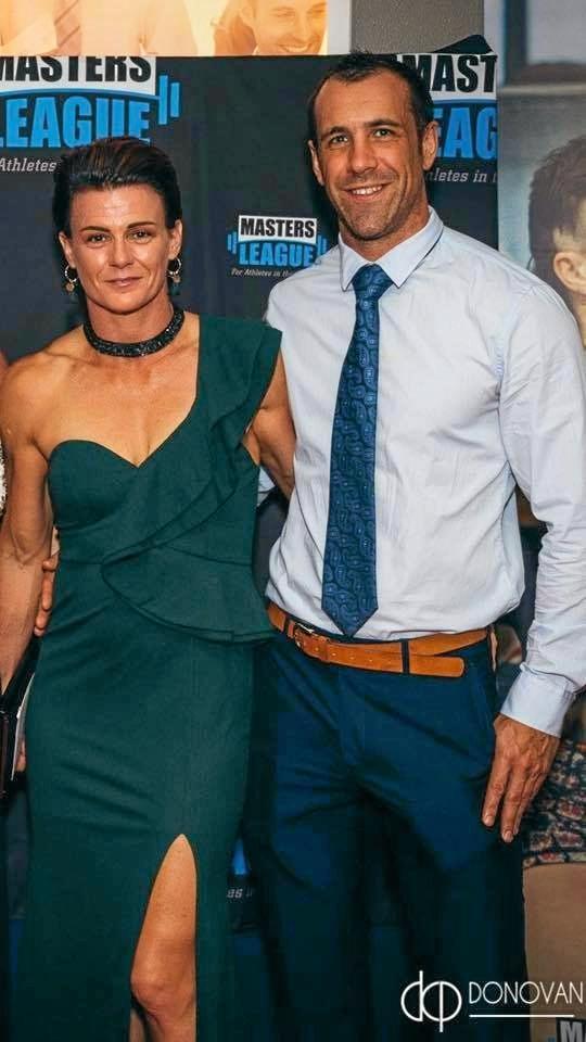 Kirsten and Luke Mckessar.