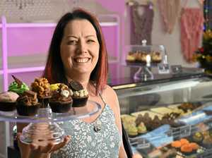 Cupcake baker opens pop-up in Top of Town