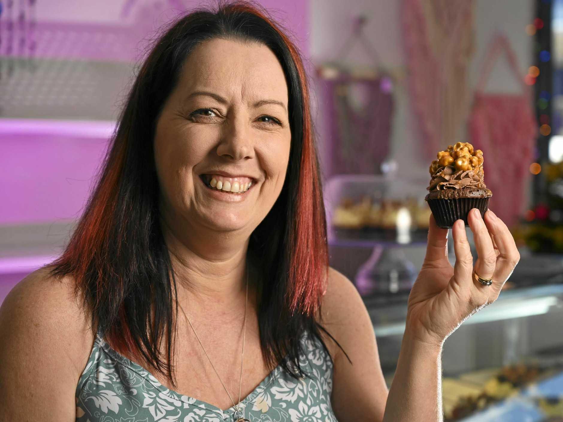 Antoinette Mobbs of The Cake Mobb.